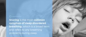 what is sleep disordered breathing