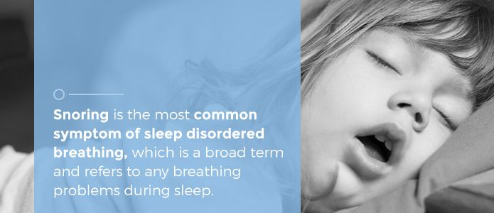 what is sleep disordered breathing