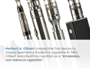 smokeless cigarette
